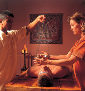 Abhyanga and Udwarthanam  Full Body Massages Canterbury